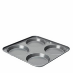 MONDO TART/YORKSHIRE PUDDING TRAY 4CUP