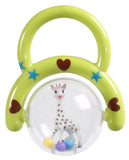 Sophie la girafe Rattle with handle
