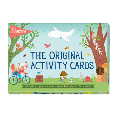 Milestone Activity Cards