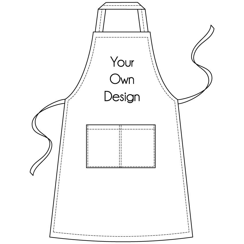 Personalised Apron on Touch Diagram