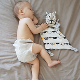 Dash Kippin Organic Cotton Cuddle Blankie