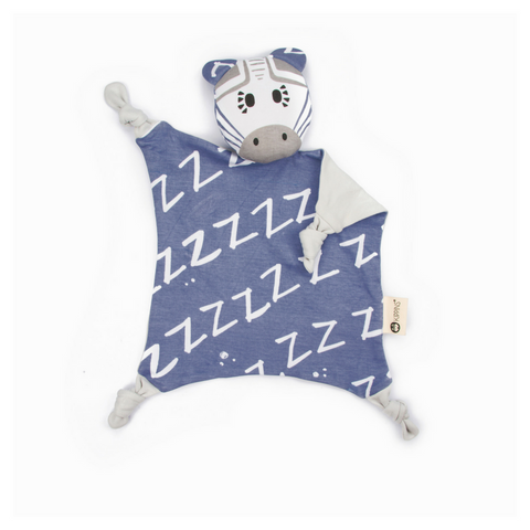 Bam Kippin Organic Cotton Cuddle Blankie