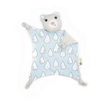 Billie Kippin Organic Cotton Cuddle Blankie