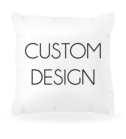 Customised Cushion Cover
