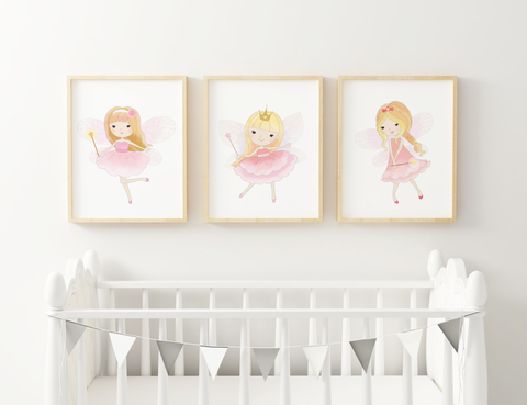 {Fairy Love} - Prints
