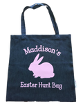 """Girls Easter"" Tote Bag"