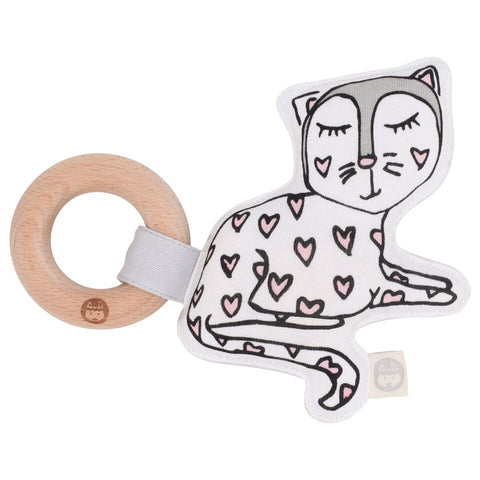 Kitty Kiplet™ Rattle