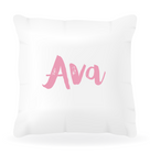 Name Cushion Cover