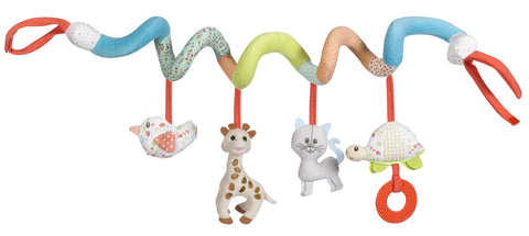 Sophie la girafe Activity Spiral