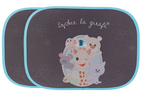 Sophie la girafe Set of 2 Sunshades Sophie & Friends