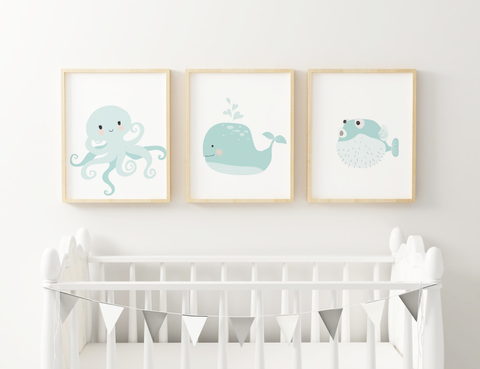 {Under the Sea} - Prints