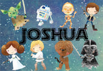Star Wars Puzzle - Personalised