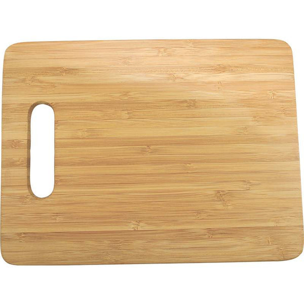 Bamboo Cut Out Handle Chopping Board Personalised