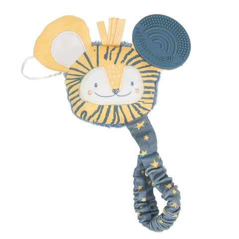 Bertie the Lion - Handychew (Sensory Toy)