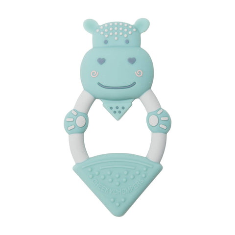Chewy the Hippo - Teether