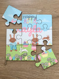 Easter Puzzle 9PC - Personalised