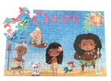 Moana Puzzle - Personalised