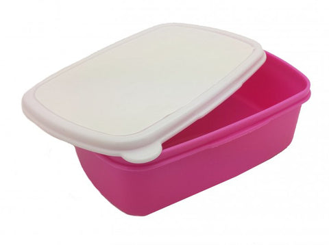 Pink Lunch Box - Personalised