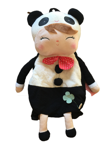 Soft Toy Backpack - Panda