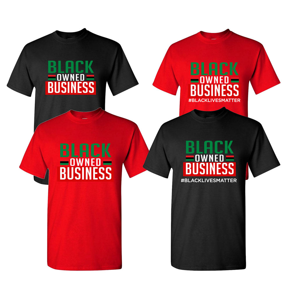 Black Owned Business Shirt