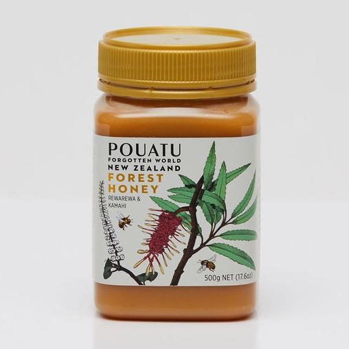 Pouatu Forest Gold Honey