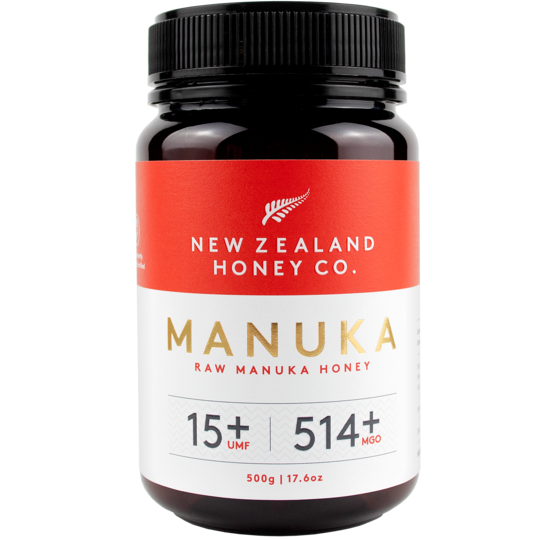 Manuka Honey UMF 15+ / MGO 514+