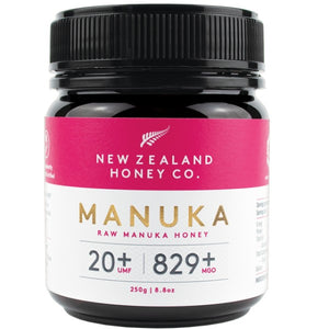 Manuka Honey UMF 20+ / MGO 829+