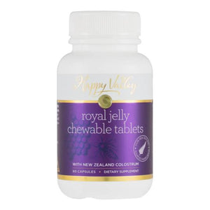 Royal Jelly Chewable Tablets (60 capsules)