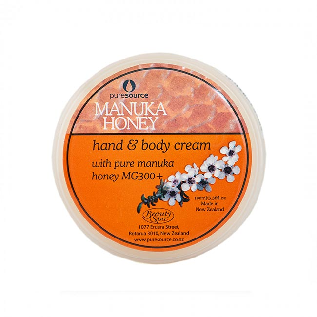 Manuka Honey Hand & Body Cream with MGO 300+ Manuka Honey