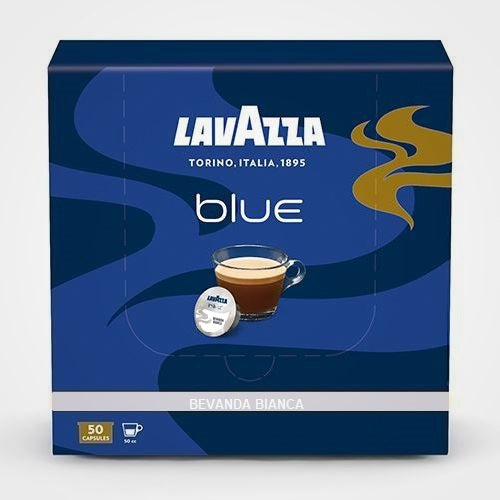 Coffee capsules Blue Latte 50 cps