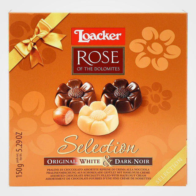 Praline di cioccolato Rose of the Dolomites 150 g