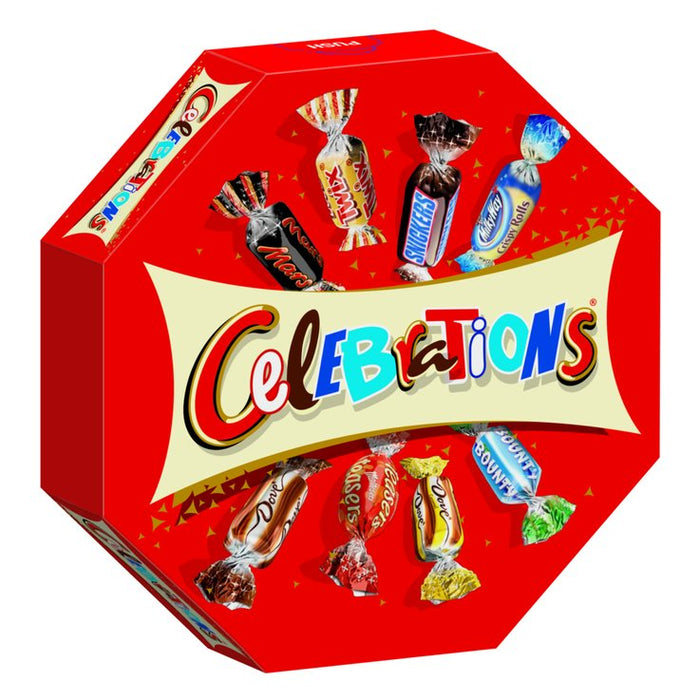 Celebrations Assorted Chocolates 196 g