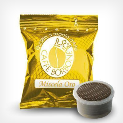Coffee capsules compatible Espresso Point Gold Blend 100 capsules