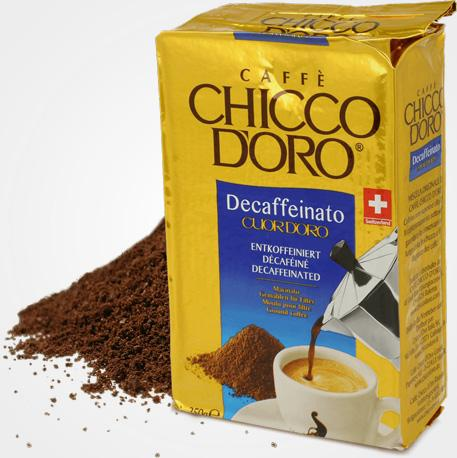 Ground coffee Cuor d'oro 250g