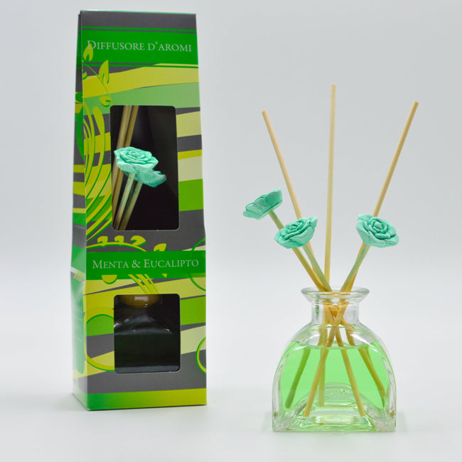 Joy Mint and Eucalyptus diffuser 120 ml