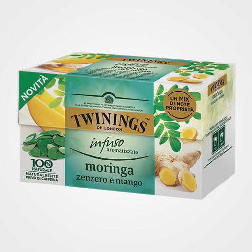 Moringa Ginger and Mango Infusion 20 filters