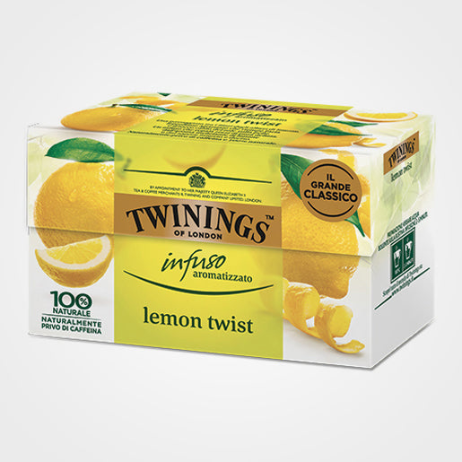 Lemon Twist Infusion 20 filters
