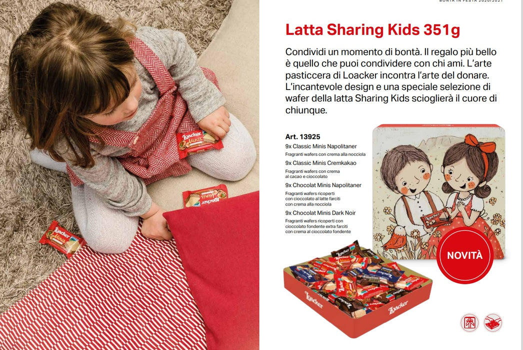 Latta Sharing Kids 351 g