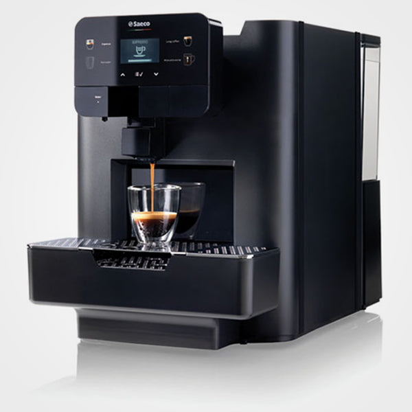 Saeco Area Focus Lavazza Blue capsule machine