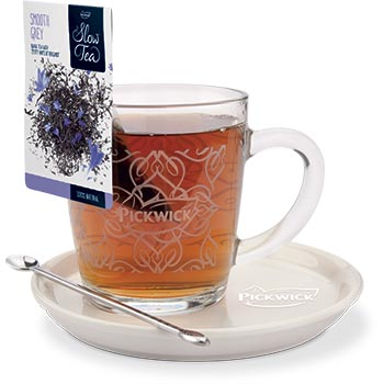 Tè Pickwick Slow Tea Royal English