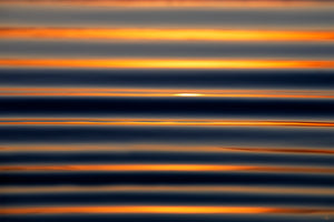 Sunset Ripple