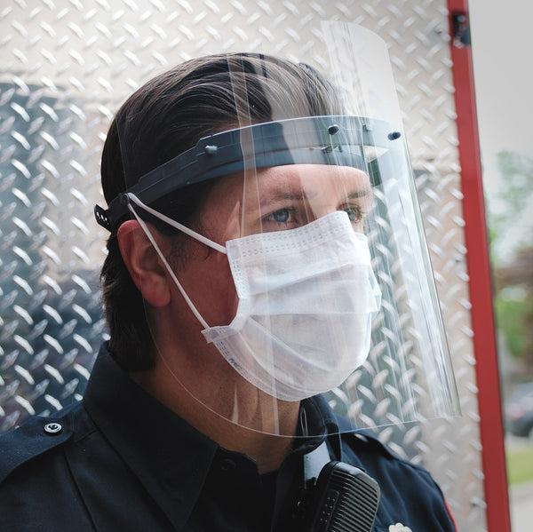 Reusable Face Shields By The Box (64)
