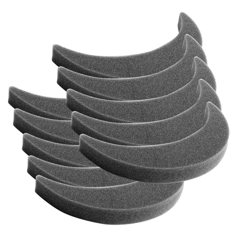 Interchangeable Foam Fill For Top of Shield-Single Use (10 pack)