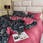 Florescence Duvet Cover Set (Egyptian Cotton)