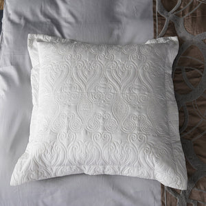 Prestige Silver Duvet Cover Set (Egyptian Cotton)