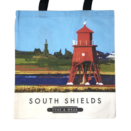 Tote Bag: Your Town, South Shields