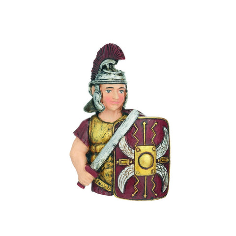 Magnet: Resin, Roman Soldier
