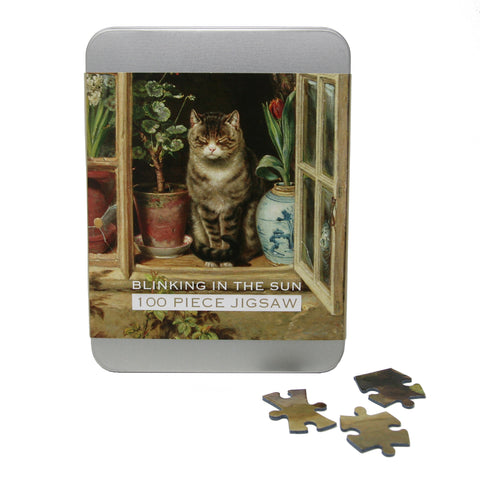 Blinking in the Sun 100 piece Jigsaw