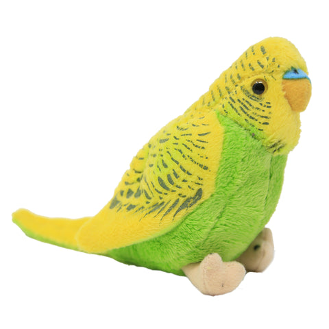 Plush: Budgie, Assorted