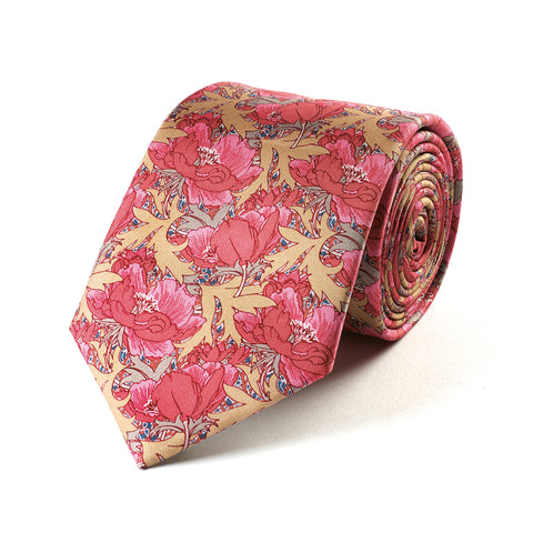 Poppy by Butterfield Silk Tie